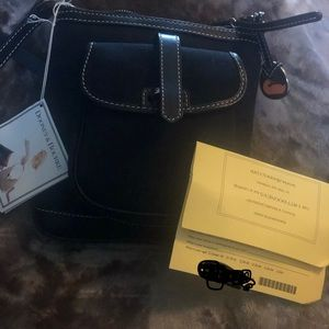 Rooney & Burke Cross body bag (Black)